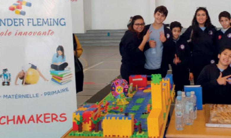Les élèves marocains innovent à la finale  de la 5e compétition nationale