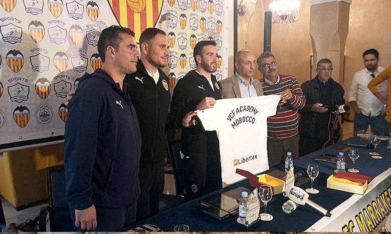 L'objectif de la création de cette académie consiste à découvrir des talents footballistiques à Marrakech et sa région et à conclure des partenariats avec des clubs de football de la ville et de la région tels que le Kawkab de Marrakech. Ph : DR