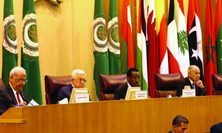 Les pays arabes expriment leur rejet de l'«accord du siècle»