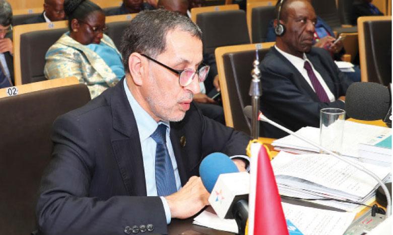 Rapport de S.M. le Roi sur l'Observatoire  africain des migrations