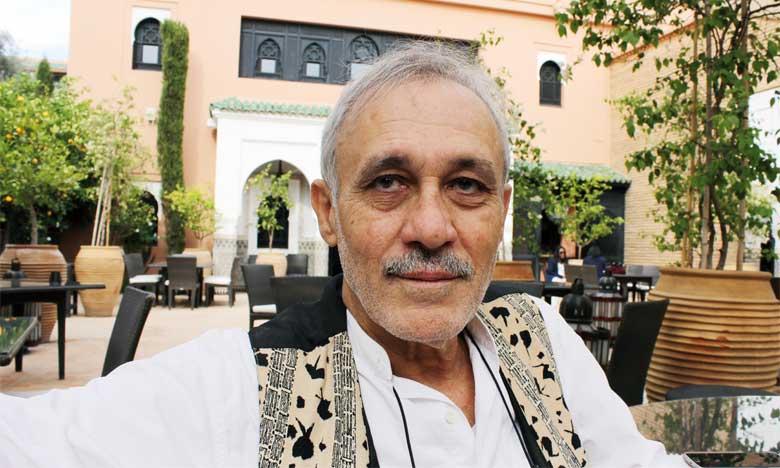 Saâd Chraïbi, membre du jury de la 9e édition du Festival du film africain de Louxor