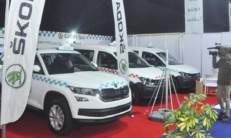 Taxi Expo est dédié aux taxieurs qui souhaitent renouveler leurs véhicules à l'aide des subventions accordées par l'Etat à cet effet. Ph. DR