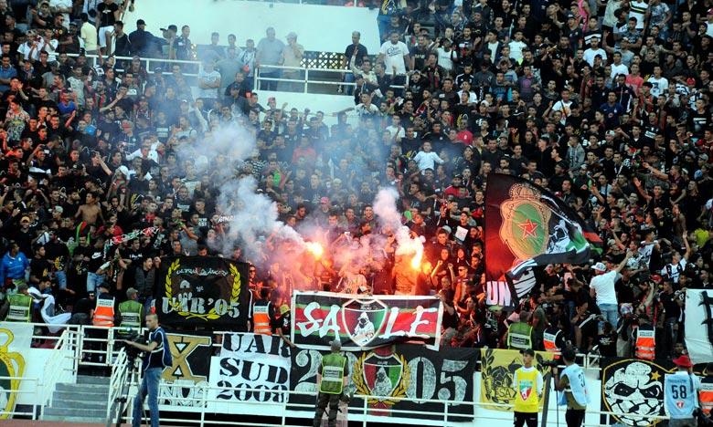 La Commission d'Appel de la Fédération Royale marocaine de football (FRMF) a décidé de réduire de quatre à un match à huis clos la sanction infligée à l'AS FAR. Ph : Seddik