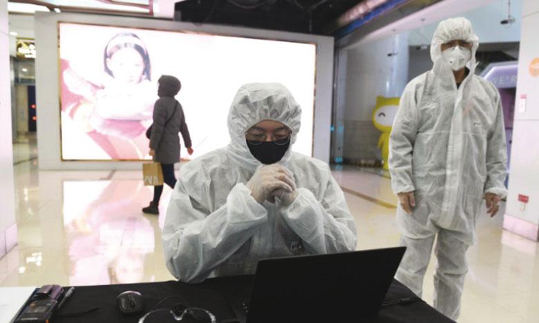 Hors de Chine, le coronavirus touche une cinquantaine de pays dans le monde, avec un bilan de plus de 4.000 contaminations  et plus de 60 morts. Ph. AFP