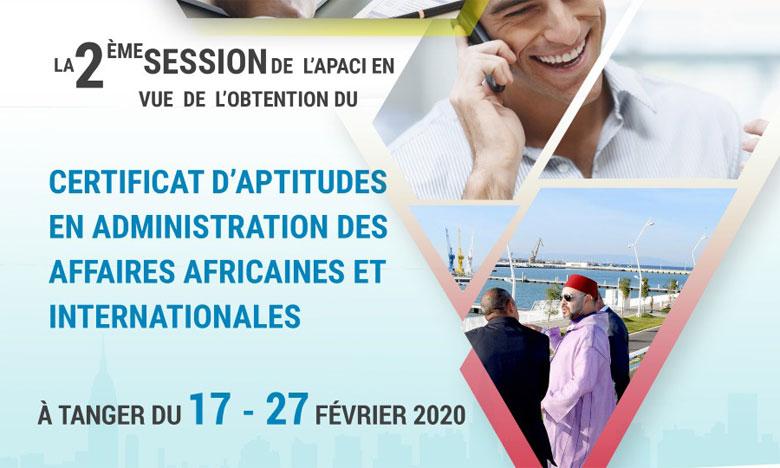 Le Cafrad lance la 2e session du Certificat d'aptitudes en administration des affaires