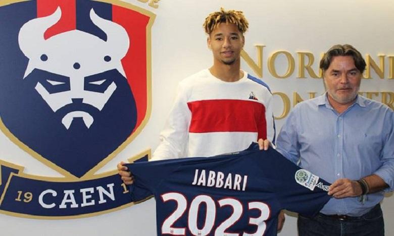 """Le SM Caen le décrit comme """"un attaquant puissant à fort potentiel qui possède de belles qualités physiques"""". Ph. DR"""