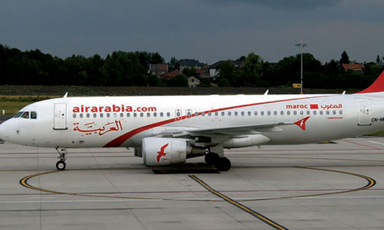 Air Arabia Maroc lance des vols à 400 DH à destination de l'Europe