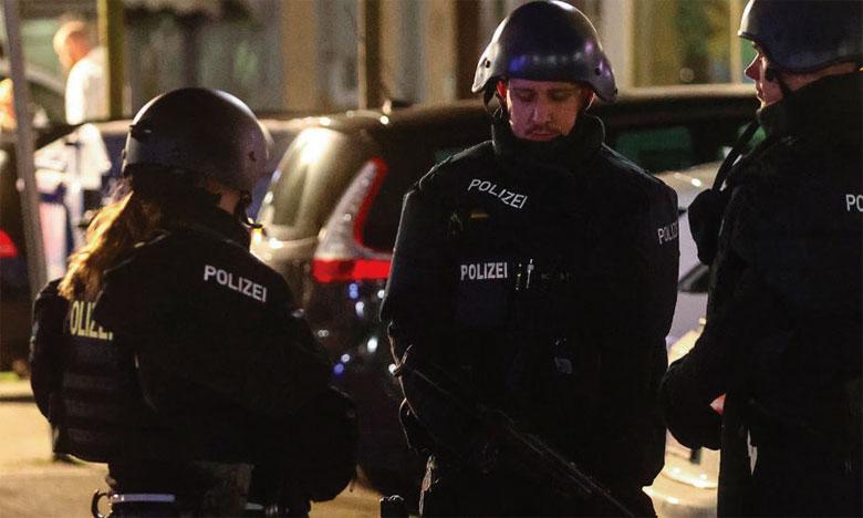 Menace d'extrême droite «très élevée», présence policière renforcée