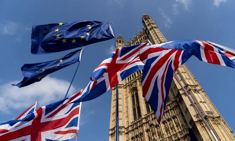 Le Royaume-Uni entend négocier avec Bruxelles un accord de libre-échange et n'acceptera pas que l'UE contrevienne à sa liberté de fixer ses propres règles. Ph : AFP