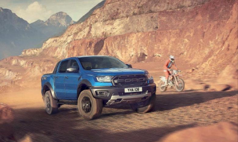 Ford Maroc lance son pick-up de l'extrême