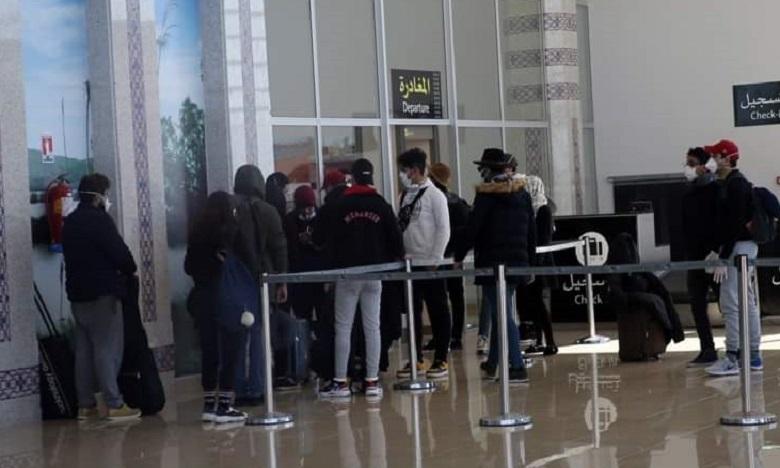Marocains rapatriés de Wuhan : Aucun cas de contamination n'a été détecté