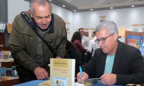 Abdellah Baïda présente son recueil de nouvelles «Les djellabas vertes se suicident»
