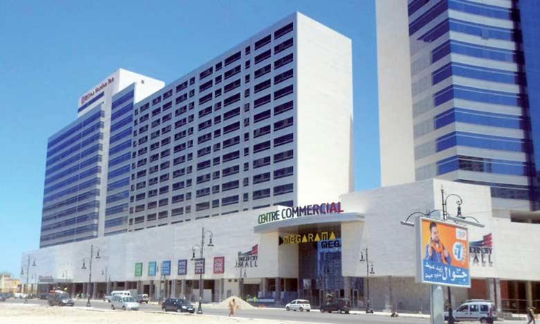 COVID- 19 : La Direction de Tanger City Mall communique