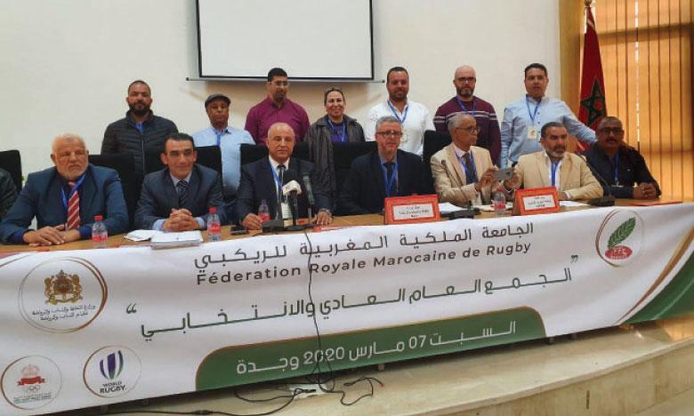 Driss Boujouala nouveau président de la Fédération