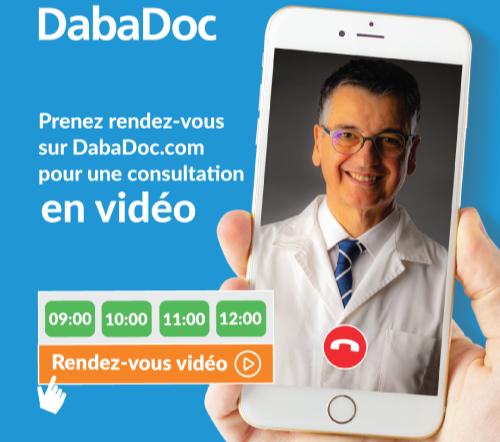 La startup DabaDoc engagée pour favoriser l'accès rapide aux soins