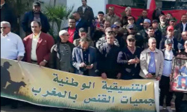 Les associations  de chasseurs au Maroc montent au créneau