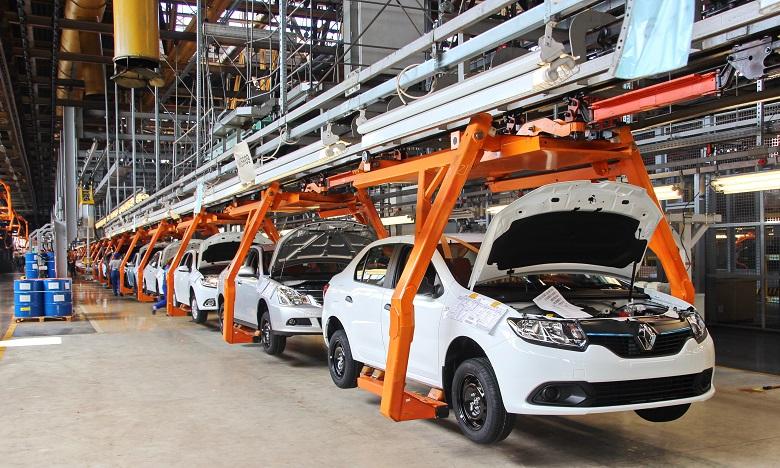 Renault Maroc suspend temporairement ses activités industrielles