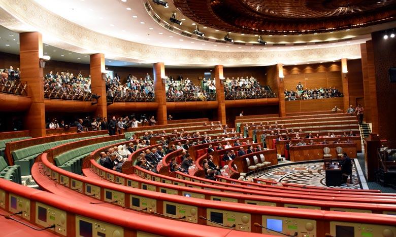 Chambre des conseillers: Le 4e Forum parlementaire des régions reporté
