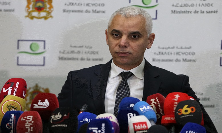 """Coronavirus: le ministre de la Santé dément l'existence d'""""un foyer épidémique"""" à Casablanca"""