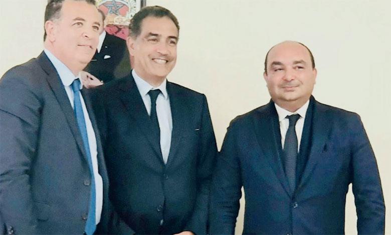 Wajih Sbihi a été élu à l'unanimité le 3 mars à Casablanca.