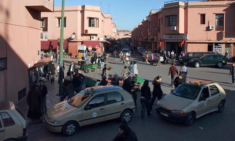 Marrakech:  Une nouvelle application mobile dédiée à la réservation de taxis