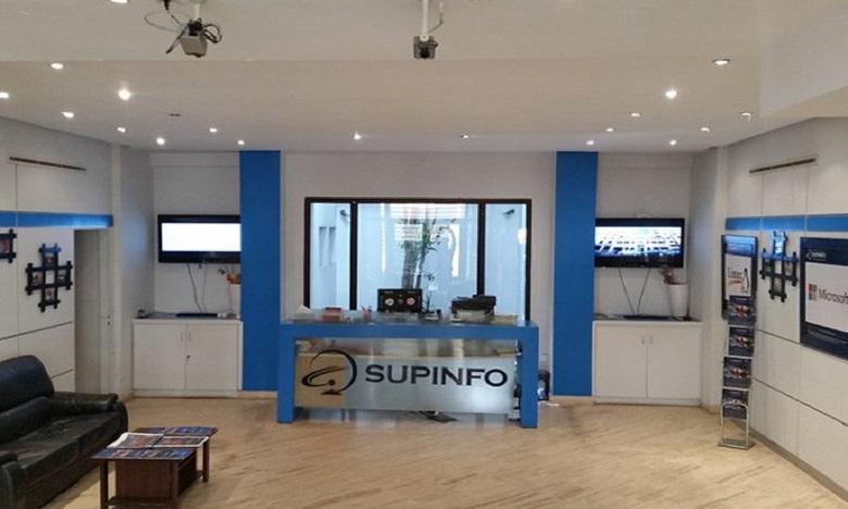 Confinement: Supinfo Maroc assure avec succès ses cours à distance