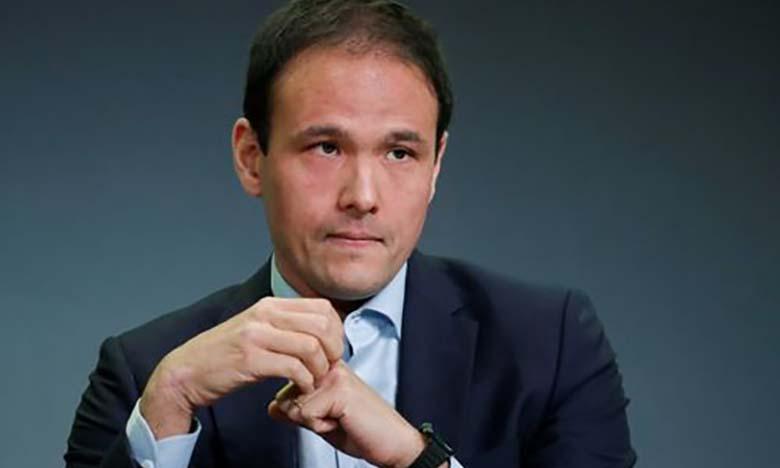 Le secrétaire d'Etat français chargé du Numérique, Cédric O.