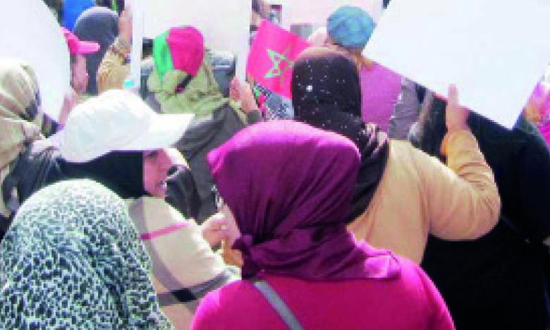 Les sections féminines des partis de la Koutla se mobilisent pour la promotion des droits des femmes