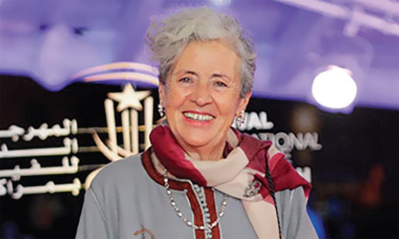 Parcours d'une pionnière  du cinéma marocain