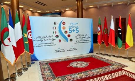 Marrakech abrite la 8e Conférence ministérielle du dialogue 5+5