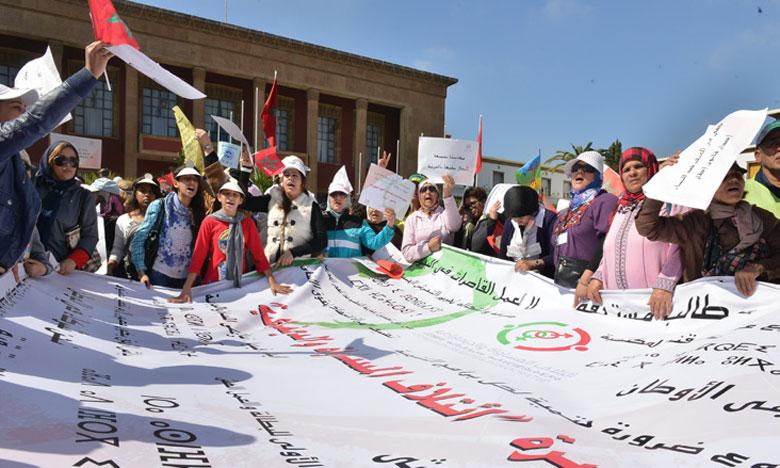 Plus de 17.000 affaires instruites chaque année  par les tribunaux au Maroc