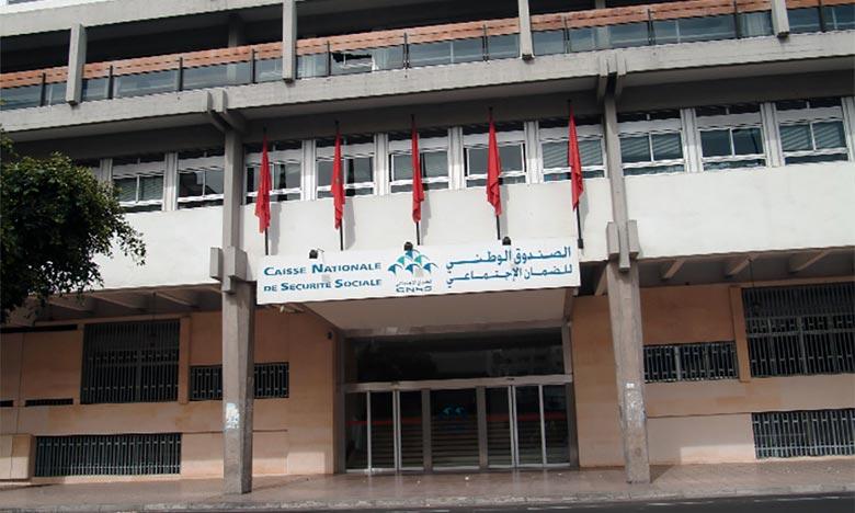 La CNSS fixe le 3 avril pour clôturer les déclarations des travailleurs en arrêt temporaire