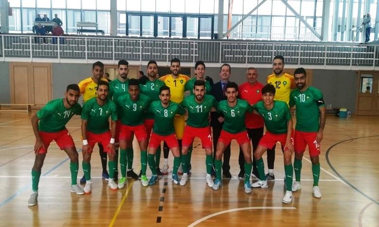 Croatie-2020 : La sélection nationale de futsal remporte le titre