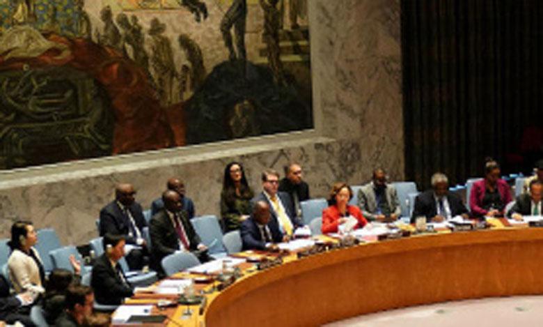 Le Conseil de sécurité «gravement préoccupé» par la menace des combattants terroristes étrangers