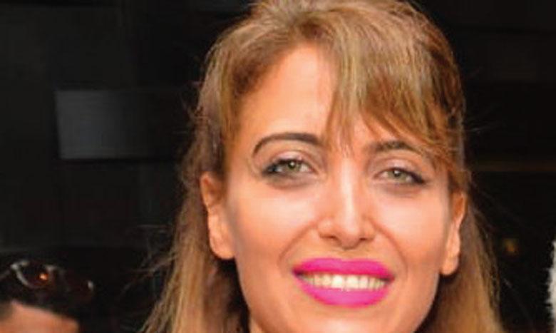 Maître Khadija El Amrani présidente de l'association W-Lady