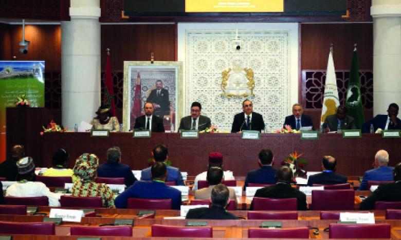 Les parlementaires africains exhortent leurs pays à accélérer  le processus d'intégration économique du continent
