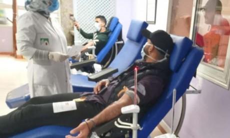 Alerte rouge sur la disponibilité du sang