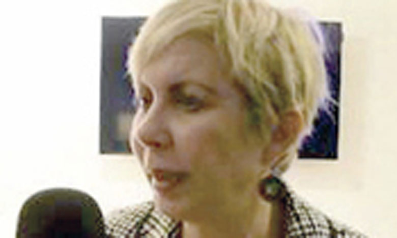 Nezha Hayat, nouvelle présidente de l'AMERC