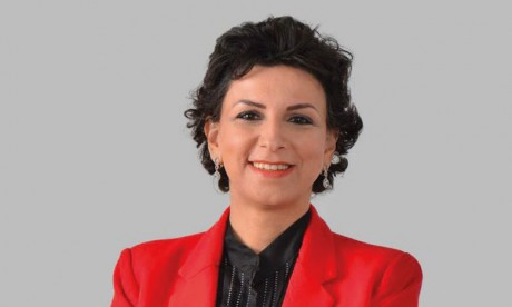 Jihane Labib fondatrice et directrice  de Coachinglab Academy