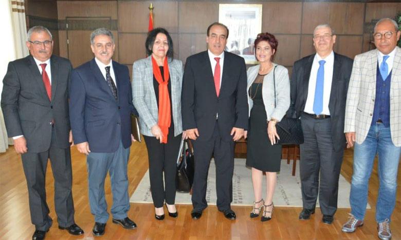 El Hassan Abyaba souligne l'importance du partenariat avec la FMEJ