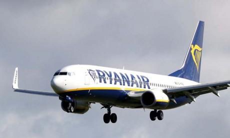 Transport aérien :Ryanair annule tous ses vols jusqu'en juin 2020