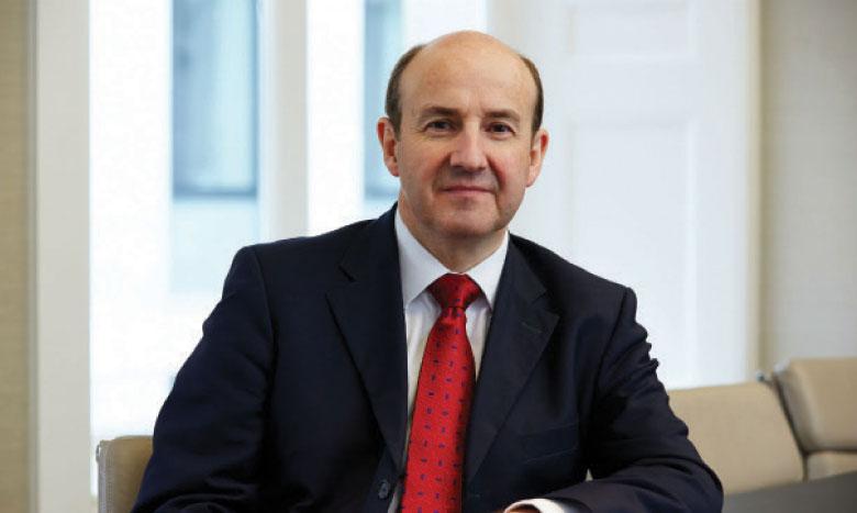 «Il est crucial que nous utilisons notre position de conseillers des entreprises pour plaider en faveur de la durabilité», a déclaré Michael Izza. Ph. DR