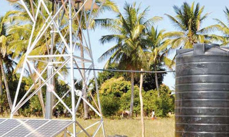 Cap sur le pompage solaire dans le Souss-Massa