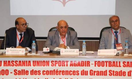 HUSA: Le club soussi annonce la tenue de son assemblée générale