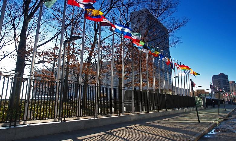 L'ONU ferme les portes de son siège à Genève en raison du coronavirus