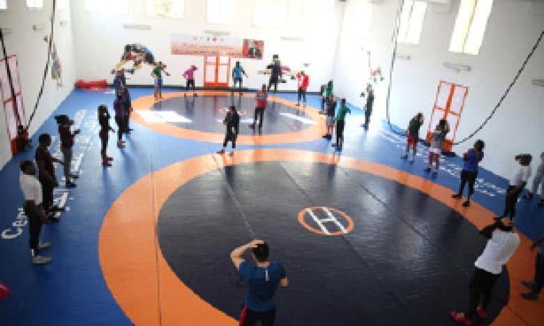 La FRMLA met son centre national d'El Jadida à disposition du ministère de la Santé