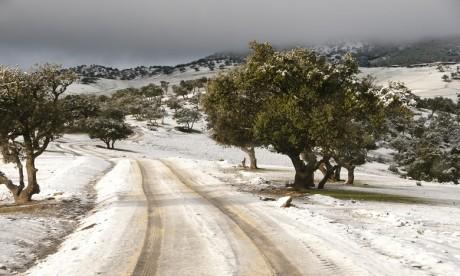 Fortes averses orageuses et chutes de neige vendredi et samedi