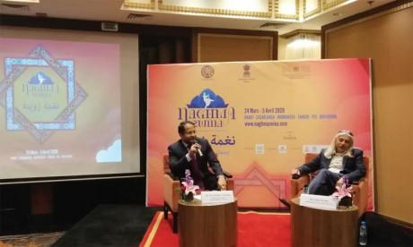L'Inde annonce la première édition du son festival au Maroc, «Naghma Zwina»