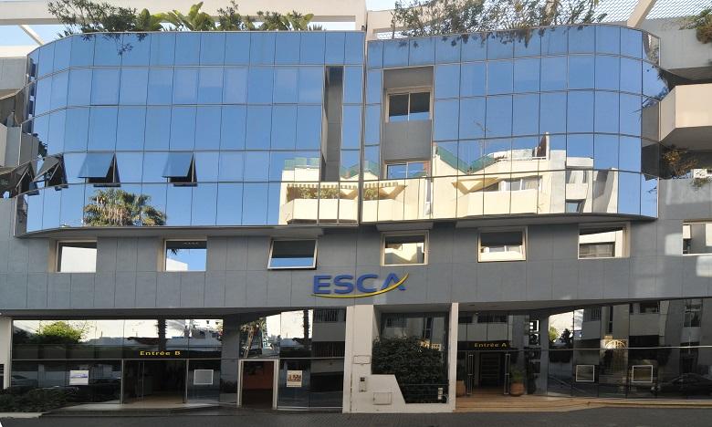 ESCA Ecole de Management: Lancement réussi de l'enseignement à distance