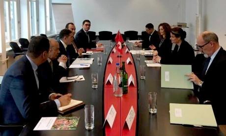 Entretiens maroco-suisses pour renforcer la coopération dans le domaine de la formation professionnelle